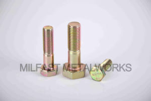 ANSI/ASTM Hexagon Head Bolt pictures & photos
