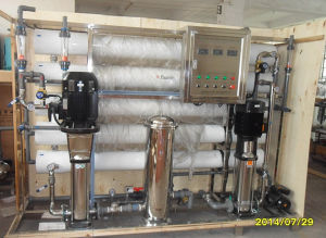 5000lph 2 Stage RO Water Treatment System for Hemodialysis/Dialysis/Medical pictures & photos