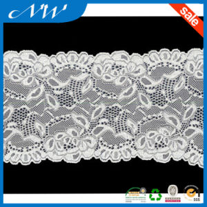 Wholesale New Style Laces of Jacquard Lace Trim pictures & photos
