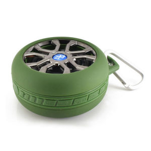 Outdoor Bluetooth Speaker with Tyre Shape (HQ-BTS605) pictures & photos