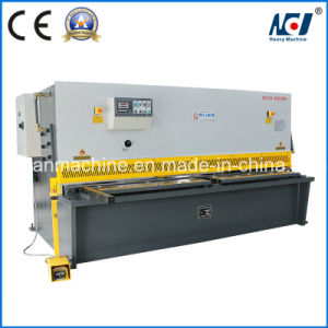 QC12y-12X3200 Mild Steel Cutting Machine