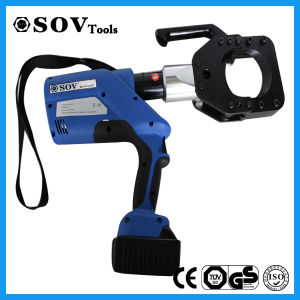 Integrated Type High Speed Hydraulic Cable Cutter (SV17S08) pictures & photos