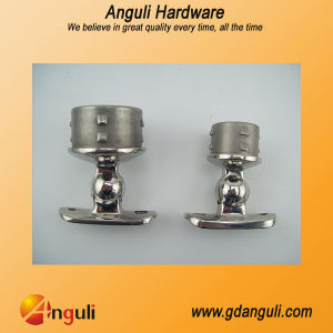 High Quality Stainless Steel Handrail Fittings (AGL-2) pictures & photos