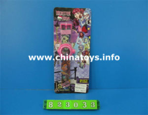 Hot Selling Promotion Gift Toys Watch with Light&Electricity (823033) pictures & photos