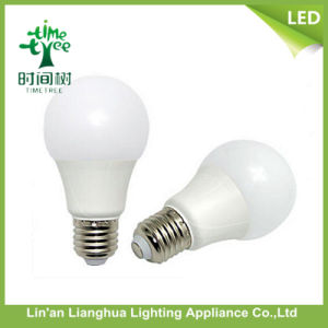 High Quality 30000h 85-265V 5W A55 LED Aluminum Bulb with Plastic Housing pictures & photos