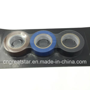 PVC Electrical Tape Blister Card Packaging