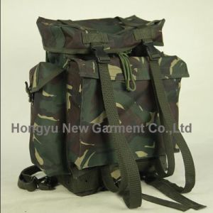 Customized Outdoor Camping Military Backpack with Muli-Pockets (HY-B073) pictures & photos
