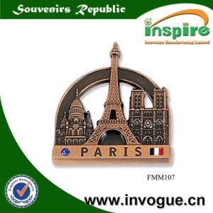 Paris Eiffel Tower Fridge Magnet for Tourist Collection (FMJ109) pictures & photos