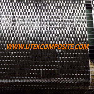 10cm Width 200GSM Carbon Fiber Unidirectional Fabric pictures & photos