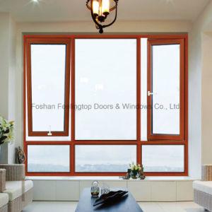 Feelingtop Thermal Break Aluminum Glass Tilt -Turn Casement Window pictures & photos