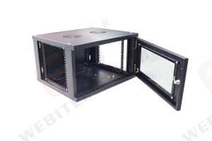 """19"""" 550 mm Width Wall Mounted Network Cabinet pictures & photos"""