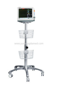 Ce Certified Portable Medical Equipment 12.1 Inch Patient Monitor pictures & photos
