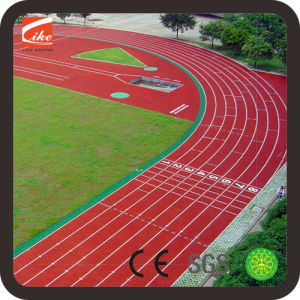 13mm Thickness PU Running Track