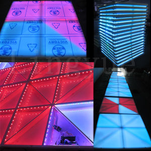 DMX DJ Disco Banquet Dance Floor Stage Lighting pictures & photos