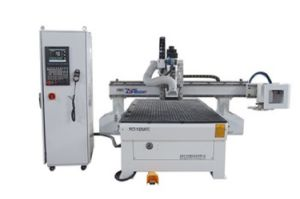 CNC Lather Wood Router with Wood Carving Machine Router pictures & photos