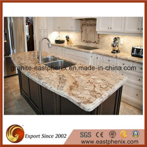 Modern Granite Stone Kitchen Countertop Decoration pictures & photos