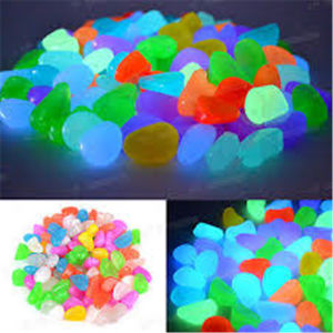 Glow Pebbles Wholesale in The Dark pictures & photos