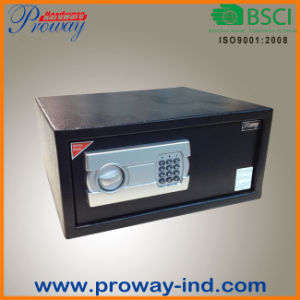 Laptop Size Digital Electronic Hotel Safe Box pictures & photos