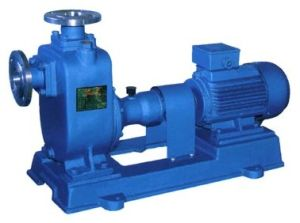 ZX Self Priming Centrifugal Sewage Pump (Self Sucking Pump) pictures & photos