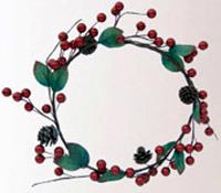 Christmas Wreath (HH 4A020)