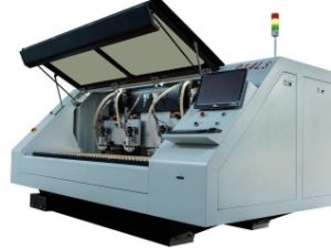 2 Spindles CNC Driller PCB Drilling Machine pictures & photos