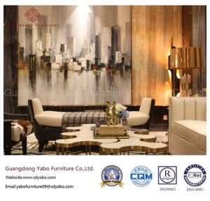 Modern Hotel Furniture for Delicate Living Room Sofa (YB-NC) pictures & photos