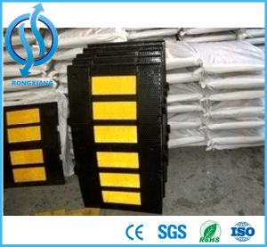 Road Speed Rubber Hump for Traffic Safety pictures & photos