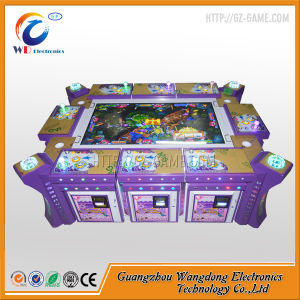 Profitable Arcade Fish Video Game Table Machine pictures & photos
