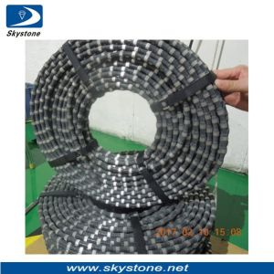 Diamond Wire Saw for Granite Quarry pictures & photos