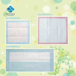Disposable Adult Incontinence Changing Diaper Pads pictures & photos