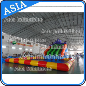 Commercial Grade Durable Inflatable Octopus Water Park for Sale pictures & photos