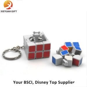 Interesting Rubik′s Cube Key Chain pictures & photos