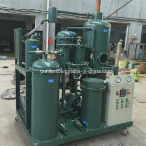 Vacuum Industrial Lubricant Oil Hydraulic Oil Recycling System (TYA-10) pictures & photos