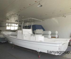 Liya 7.6m Fiberglass Fishing Boats Panga Boats for Sale Fiji pictures & photos