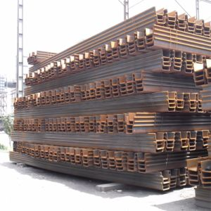Steel Profiles Sheet Pile From Building Material Factory pictures & photos