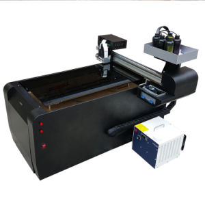 Butterfly-Jet A2 UV Printer for Pen Mobile Phone Case Disk Golf Ball pictures & photos