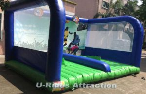 inflatable double mat Mechanical Bull for Adults pictures & photos