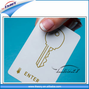 RFID Printable Blank White Card NFC Smart Card Proximity Card pictures & photos