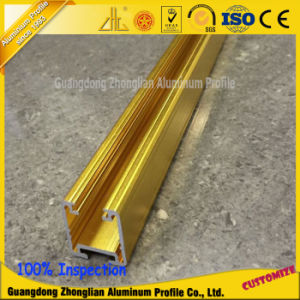 China Supplier Anodizing Aluminium Track for Corded Curtain Rods pictures & photos