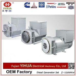 100% Copper! Copy Stamford AC Three Phase Brushless Electric Alternator (5-1000kW) pictures & photos