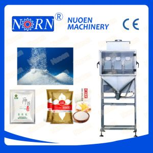 Nuoen Three Stations Metering Weighing Machine for Particles/Powder pictures & photos