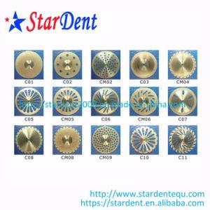 Dental Lab Diamond Disc/Diamond Cutting Disc/Dental Diamond Instrument pictures & photos