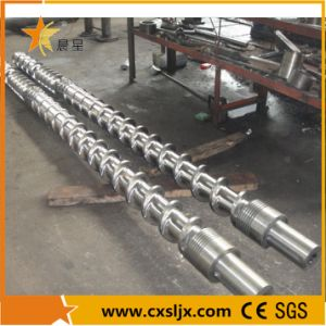 Extruder Screw Barrel for Single Screw / Double Screw Extruder pictures & photos