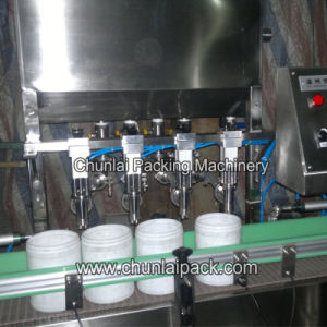 Wet Wipe Canister Filling Machine pictures & photos