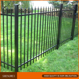 Modern Metal Residential Privacy Fencing pictures & photos