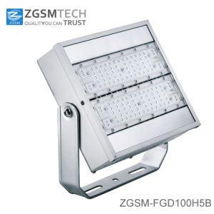 Powerful 3030 Chip 100W LED Tennis Court Flood Lights pictures & photos