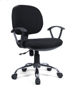 China Office Furniture Adjustable Office Chair with Armrest for Staff pictures & photos