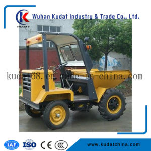 1tons 2WD Front Discharge Site Dumper SD10 pictures & photos