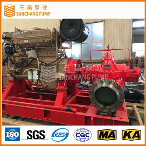 Double Suction Horizontal Split Case Centrifugal Water Pump pictures & photos