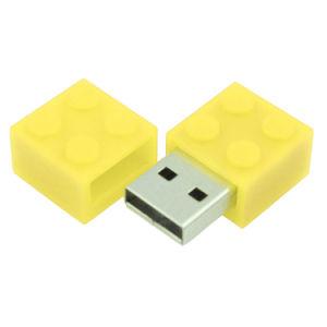 Customized Full Capacity USB Thumb Drive 32GB Bricks pictures & photos